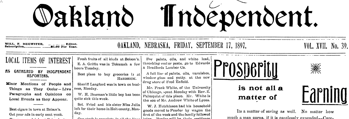 Oakland Public Library Makes Oakland Independent Archives Available