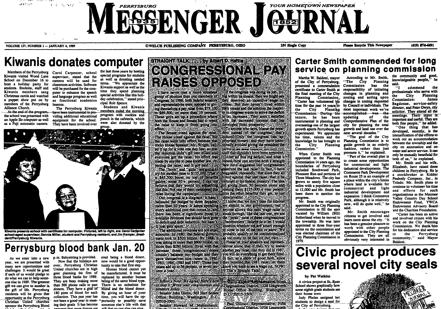 The Way Library Now Offers Historical Newspapers Online
