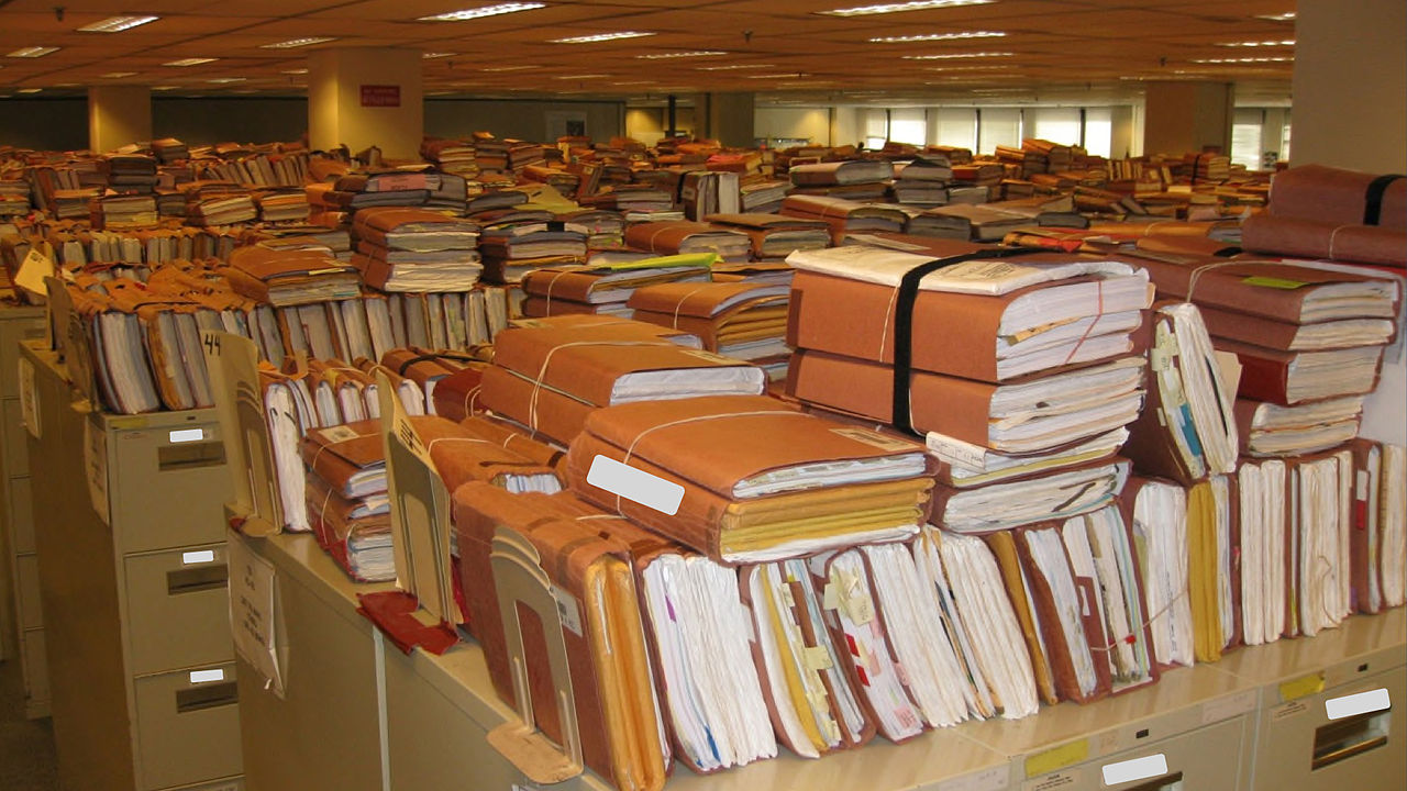 Records Management For State, County and Local Government – Your Tax Dollars At Work