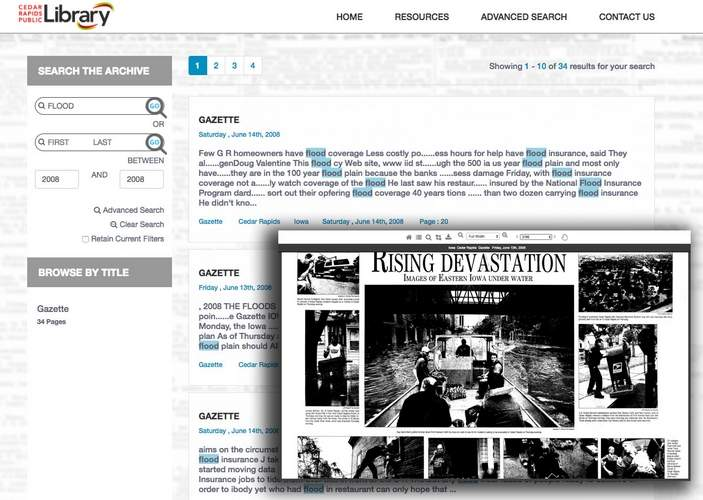 New Partnership Works to Digitize Local News for Future Generations